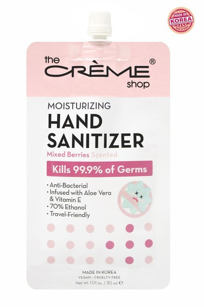Moisturizing Hand Sanitizer - orangeshine.com