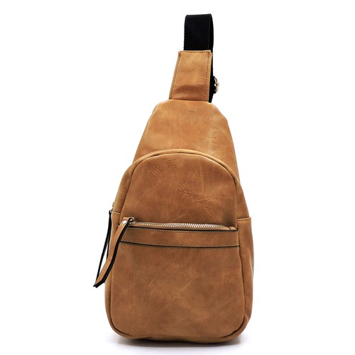 Fashion Crossbody Sling Backpack - orangeshine.com