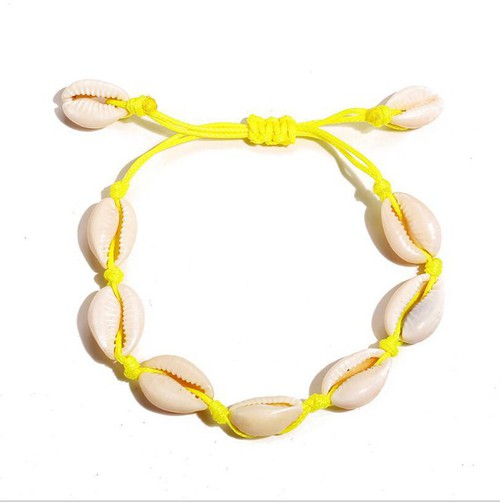 Supe cute retro shell bracelets - orangeshine.com