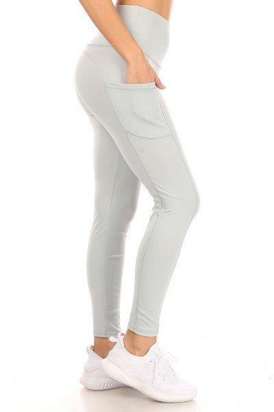 Phone Pockets Sports Leggings Yoga - orangeshine.com