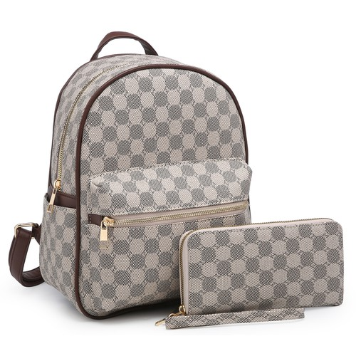 Fashion Monogram 2-in-1 Classic Bag - orangeshine.com