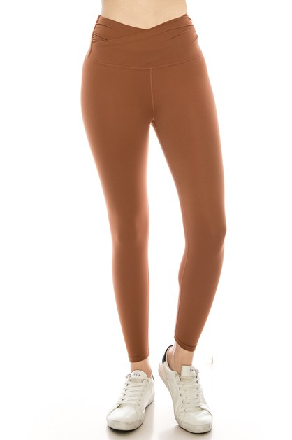 Premium fashion yoga legging - orangeshine.com