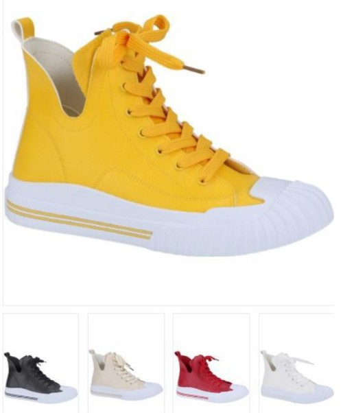 5 COLORS SNEAKERS - orangeshine.com