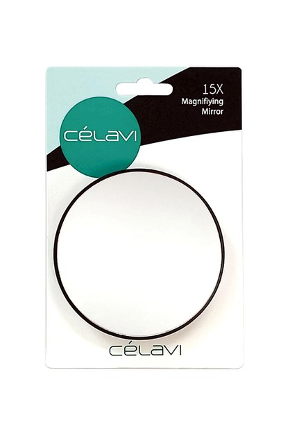 CELAVI 15X MAGNIFIYING MIRROR - orangeshine.com