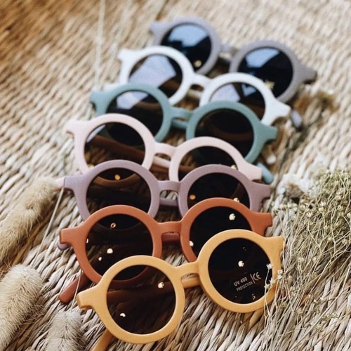 Kids retro sunglasses 10pk - orangeshine.com