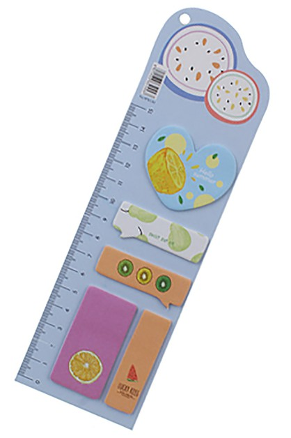 Measure with Post Sticker Set - orangeshine.com