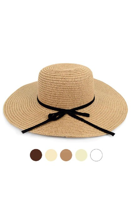 Womens Wide Brim Floppy Sun Hat - orangeshine.com