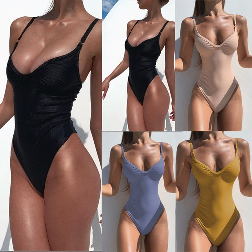 Sexy Swimwear One-Piece Swimsuit - orangeshine.com