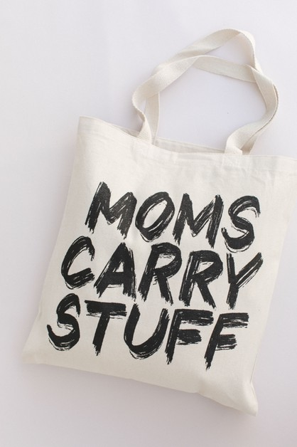 Mom Mama Tote Bag - orangeshine.com