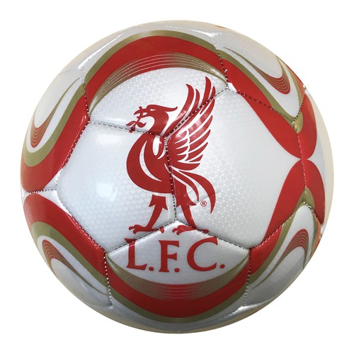 LIVERPOOL FC CLUB SIZE 5 SOCCER BALL - orangeshine.com