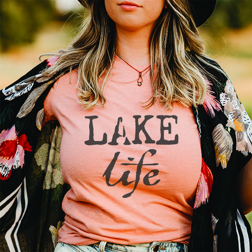 Lake Life - orangeshine.com