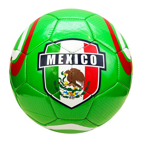 COUNTRY MEXICO SIZE 5 SOCCER BALL - orangeshine.com