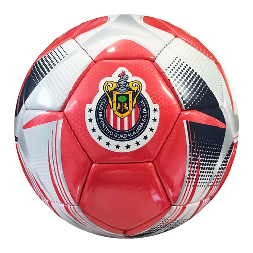 CLUB LOGO SIZE 5 SOCCER BALL - orangeshine.com