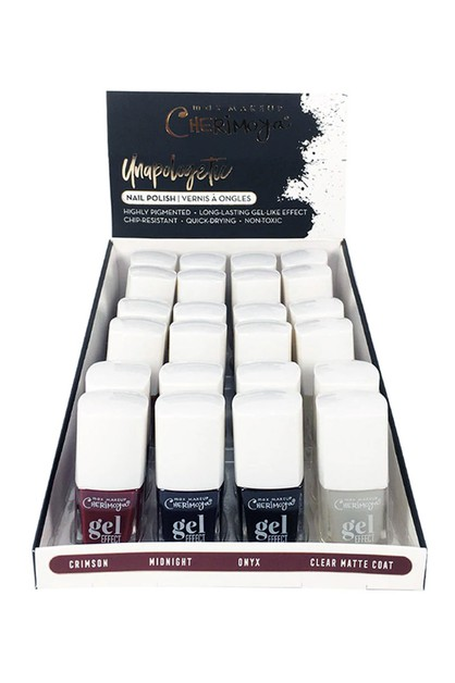 24-pc Unapologetic Nail Polish Set - orangeshine.com