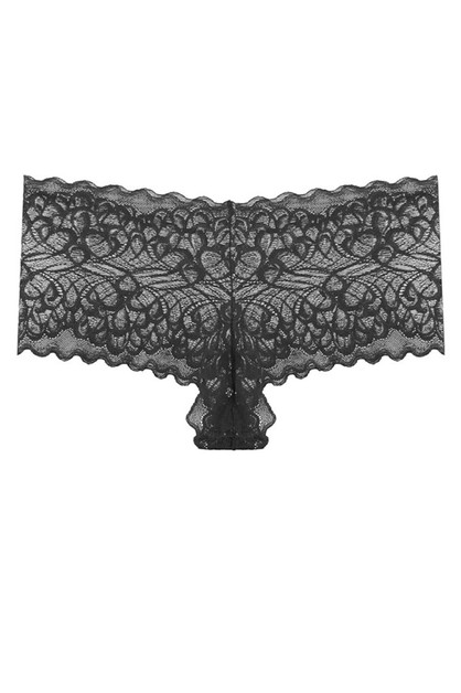 Lace Boyshorts - orangeshine.com