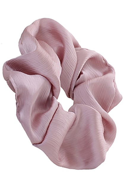 Oversized Fashion Scrunchie - orangeshine.com