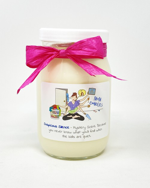 Jumbo Mom Candles - 16 oz Soy Wax - orangeshine.com