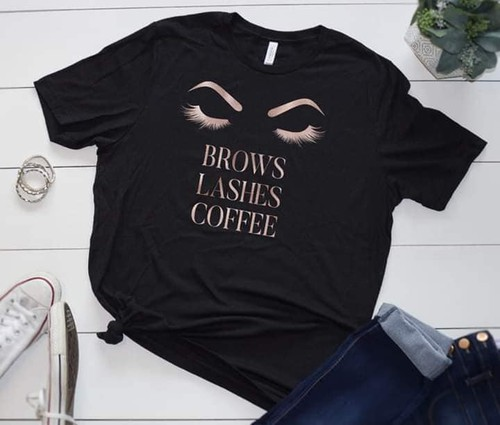 BrowsLashesCoffee - orangeshine.com