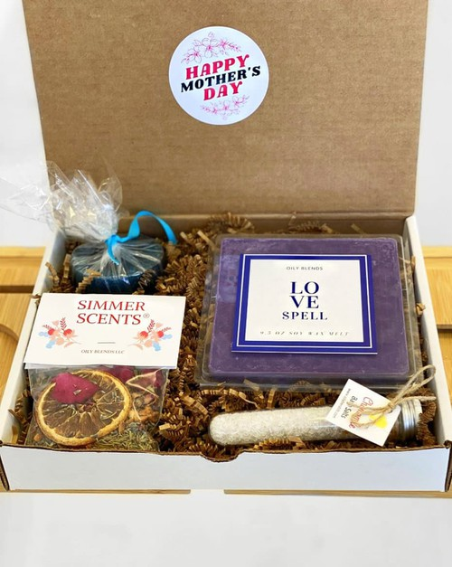 Style C Mothers Day Gift Box - orangeshine.com