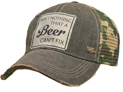 Aint Nothing That A Beer Cant Fix - orangeshine.com
