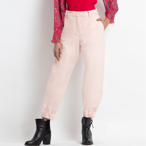Ashley jeans blush - orangeshine.com