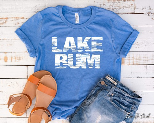 Lake Bum - orangeshine.com