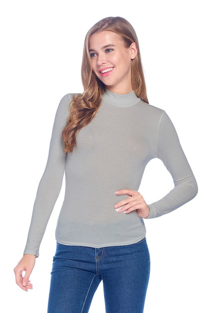 LADIES TURTLE NECK - orangeshine.com