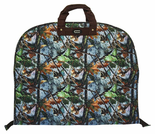 Camouflage Hanging Garment Bag - orangeshine.com