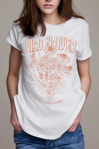 Wild Flower - orangeshine.com