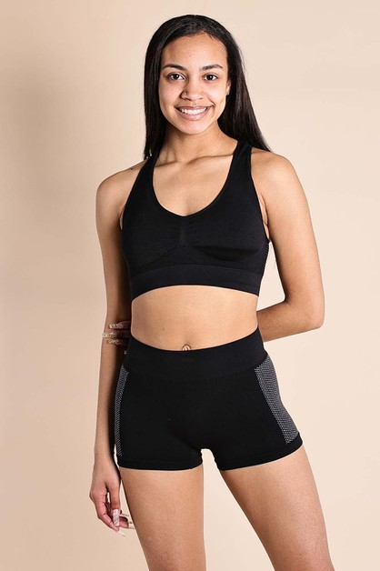 Breathable Sports Bra - orangeshine.com