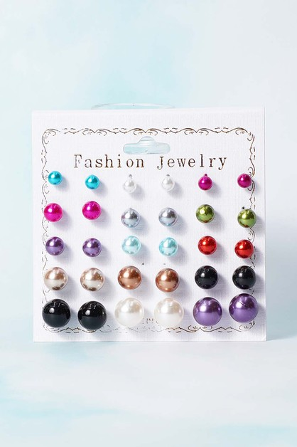 Earrings Sets - orangeshine.com