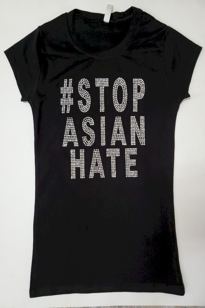 #STOP ASIAN HATE - orangeshine.com