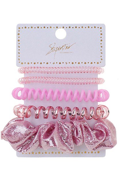 5-pc Multi Hair Accessory Set - orangeshine.com
