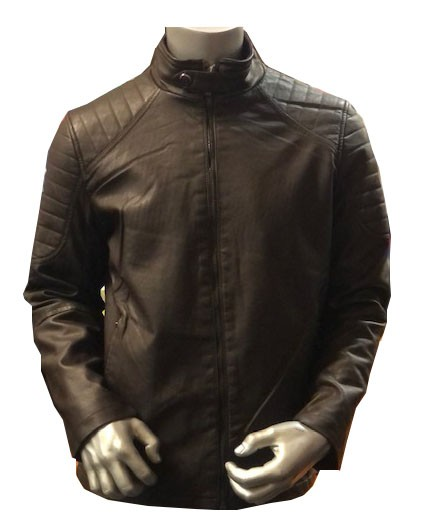 MENS PU JACKET - orangeshine.com