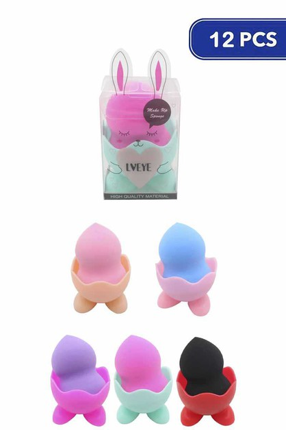 FASHION MAKEUP SPONGE PREPACK - orangeshine.com