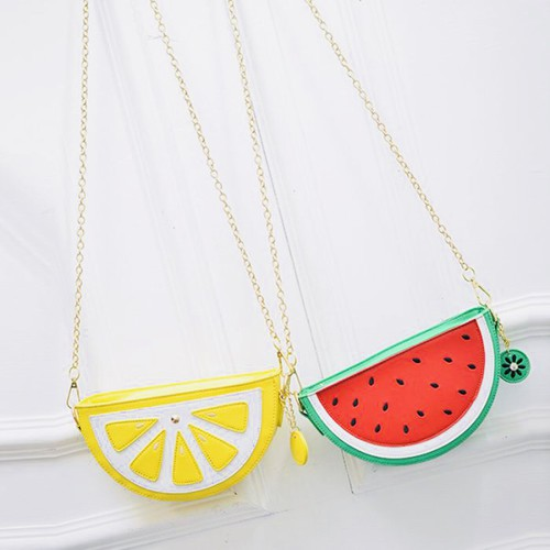 Lemon watermelon bag - orangeshine.com