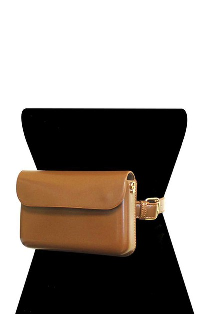 FASHION LEATHER MINI BAG BELT - orangeshine.com