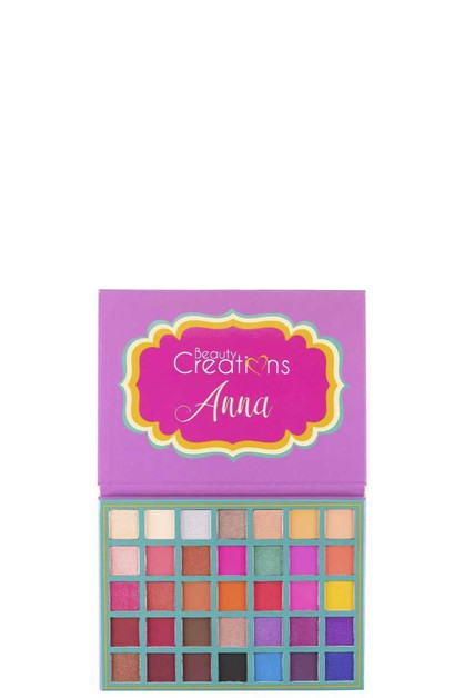 ANNA EYE SHADOW PALETTE - orangeshine.com