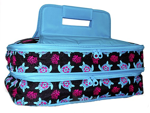 Sea Turtle Insulated Casserole Bag - orangeshine.com