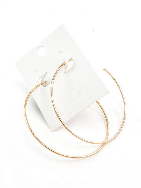 Kiki Classic Hoop Earrings - orangeshine.com