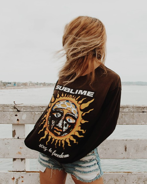 Sublime Freedom Soho Sweater - orangeshine.com
