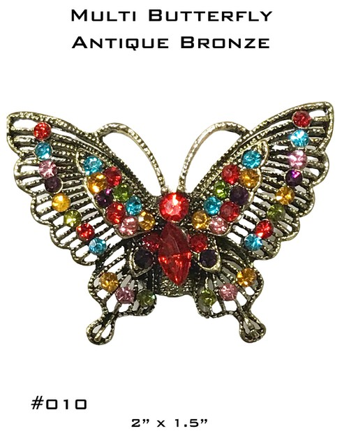 Artful Design Magnetic Brooch - orangeshine.com