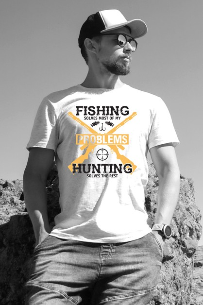 FISHING SOLVES PROBLEMS - orangeshine.com