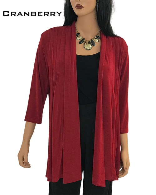 TravelWear Cardigan - orangeshine.com
