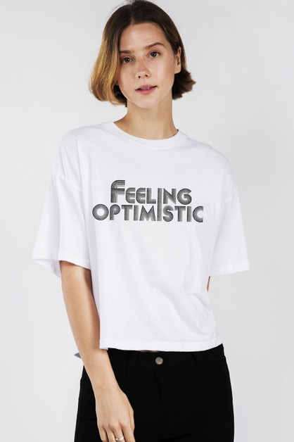 Feeling Optimistic - orangeshine.com