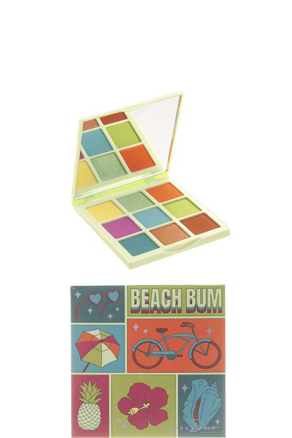 BEACH BUM SHADOW PALETTE - orangeshine.com