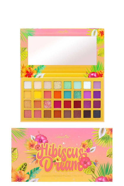 HIBISCUS DREAMS 32 SHADE PALETTE - orangeshine.com