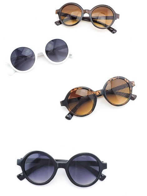 West Coast Assorted Round Sunnies - orangeshine.com