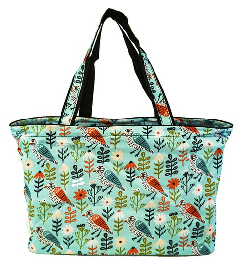 Birds Beach Tote Bag 18 inch - orangeshine.com