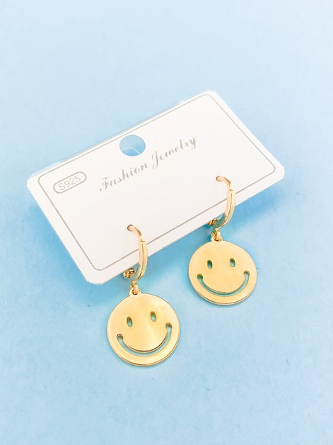 NEW Happy Daze Drop Earring - orangeshine.com